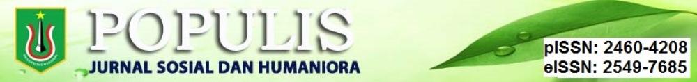 jurnal sosial dan humaniora unas